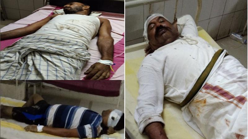 हिन्दूवादी नेता के परिवार पर सपा के गुण्डों ने किया जानलेवा हमला