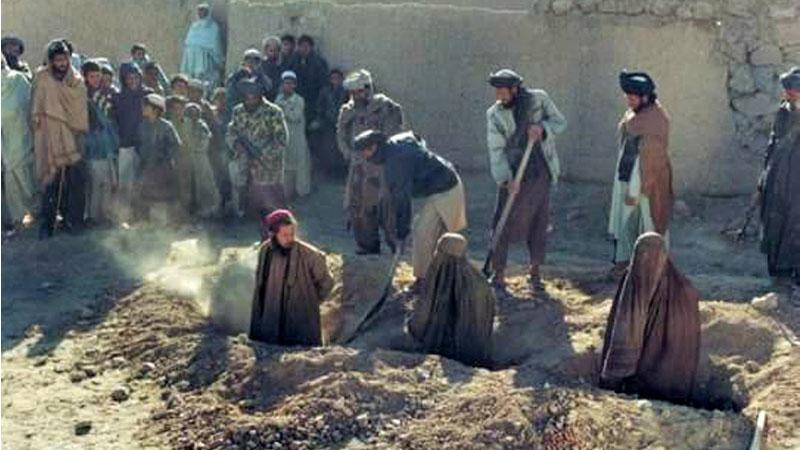 मानवता के अपराधी हैं तालिबान